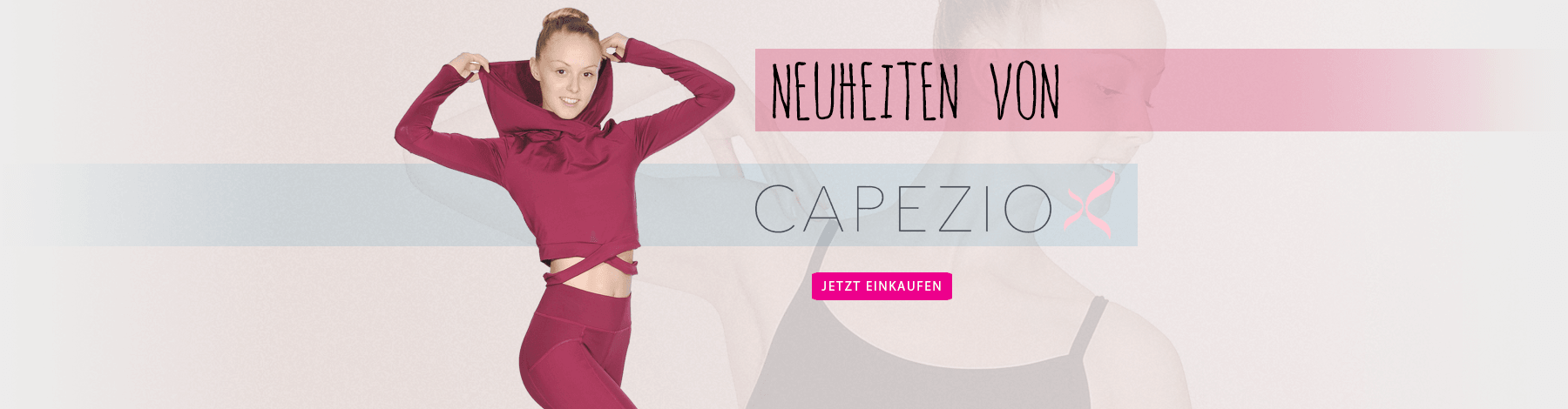 New in from Capezio