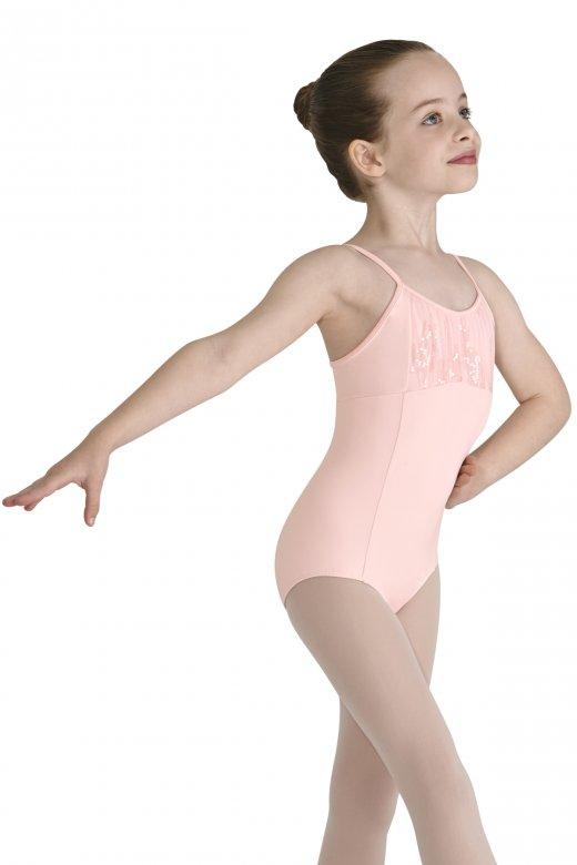 Leo ärmelloses Camisole Tanztrikot für Mädchen