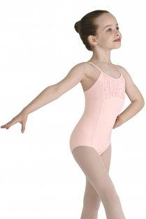 ärmelloses Camisole Tanztrikot für Mädchen