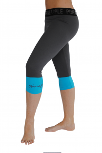 3/4 Sport Leggings von Pineapple