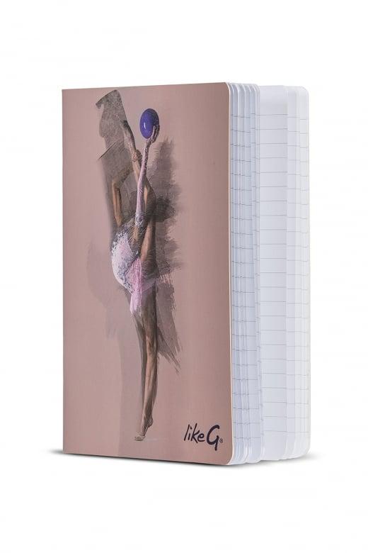LikeG A5 Notepad