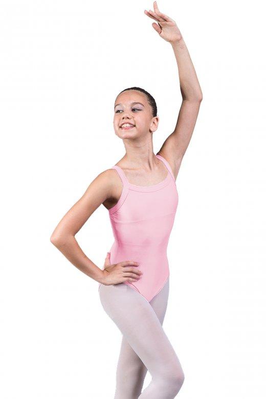 Ballet Rosa Chantal Ärmelloses Mädchentrikot