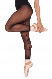 Laetitia Damen Strumpfhose ohne Fußteil