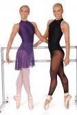 Ballet Rosa Stephanie Trikot mit Stehkragen
