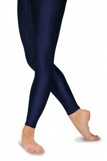 Ballett Leggings ohne Fußteil aus Lycra