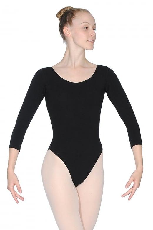 Roch Valley Ballett Trikot mit 3/4 Ärmeln
