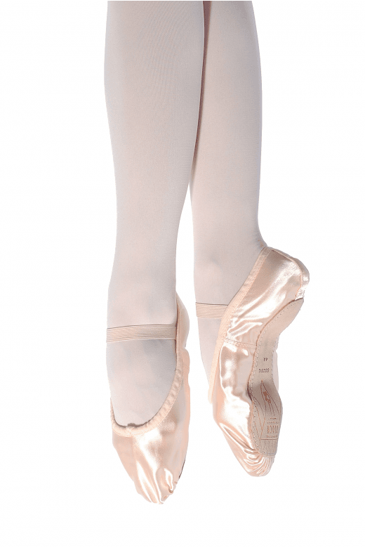 Bloch Prolite Satin Ballettschuhe - Normale Passform