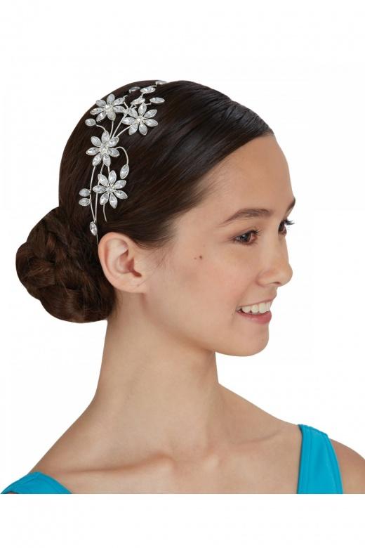 Bunheads Blumen Stirnband