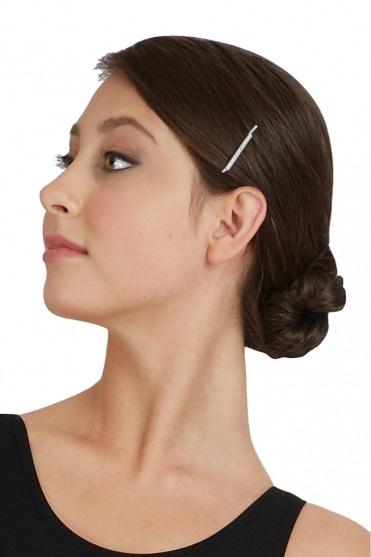 Haarklammer mit Strass