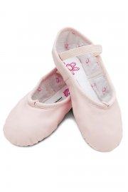 Bunnyhop Kinder Ballettschuhe aus Leder