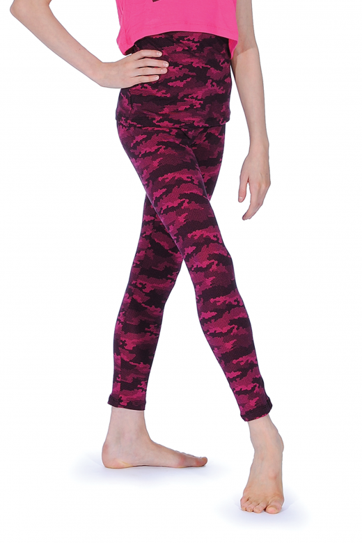 Pineapple Camouflage Leggings