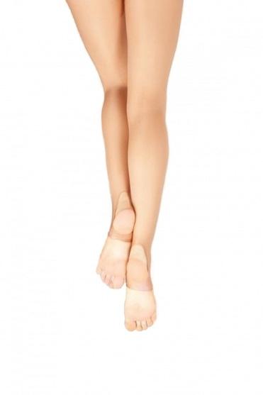 Schimmernde Strumpfhosen für Erwachsene mit Steg