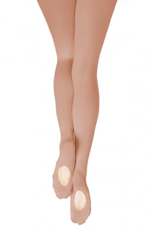 Capezio Ultraweiche Strumpfhosen mit variablem Fuß