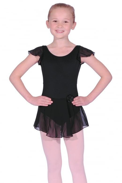Mirella Daisy Tanztrikot mit Röckchen