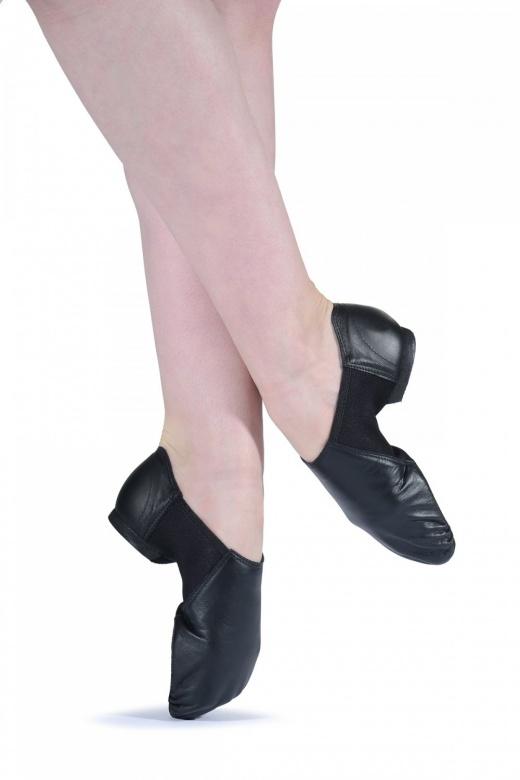 Leo Damen Gioflex Slip On Jazz Boots