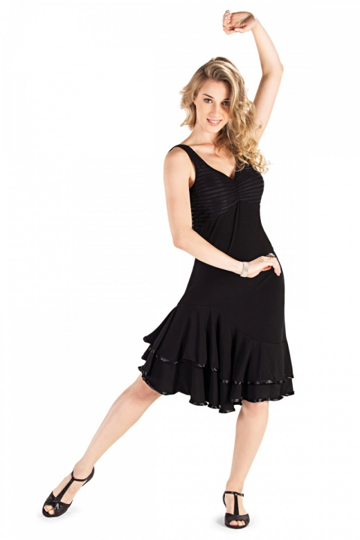 So Danca Damen Turnierkleid