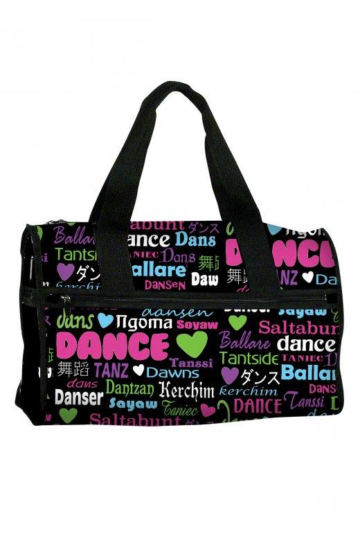 Danshuz Dance International Duffle Bag