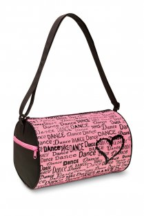 Dance is in my Heart Duffle Bag