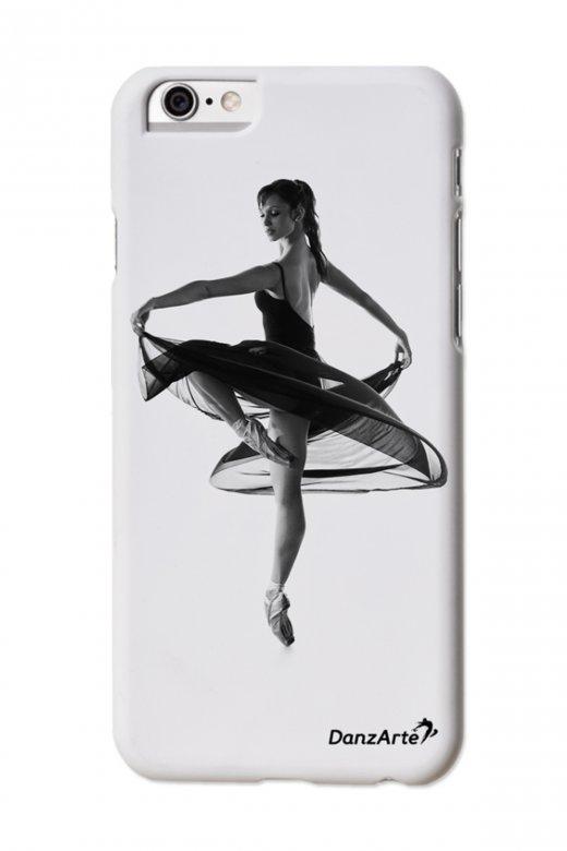 Danzarte iPhone 5/5s Hülle mit Ballerina im Spitzentanz
