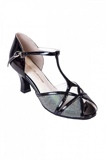 Karen Damen Standard Tanzschuhe Peep Toe