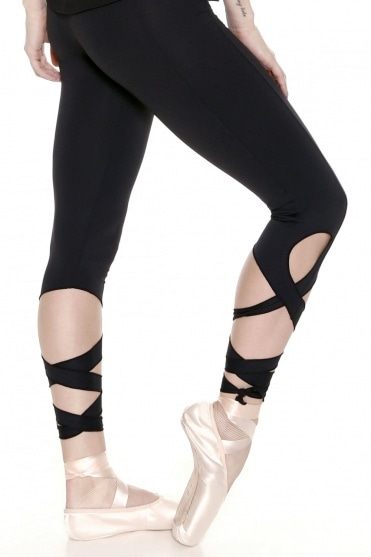 Gebundene Leggings