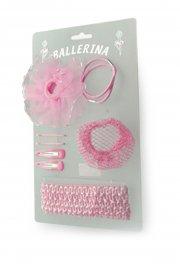 Ballerina Haarzubehör Set