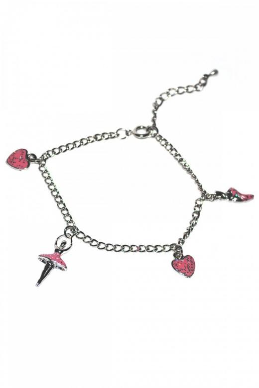 Gifted Dancer Silber Armband