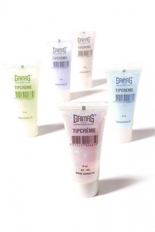 Grimas Glitter Cream - Leuchtende Glitzer Creme