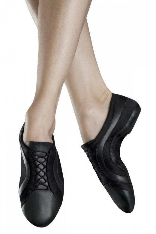 Bloch Hi Arc Leder Jazz Schuhe