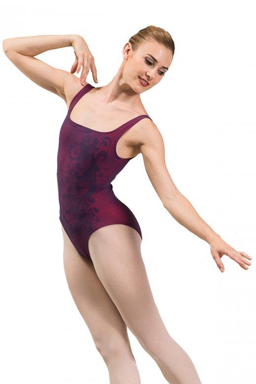 Ballet Rosa India ärmelloses Damentrikot