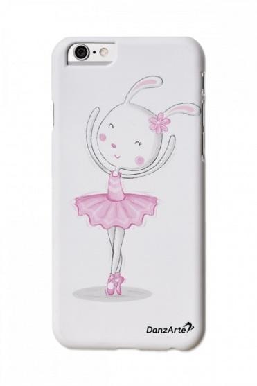 iPhone 6 Hülle mit tanzendem Häschen