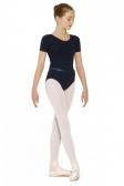 Roch Valley Kurzärmeliges Ballett Prüfungstrikot aus Baumwolle