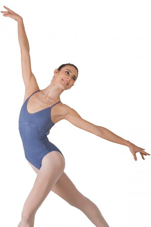 Ballet Rosa Linda ärmelloses Trikot für Damen