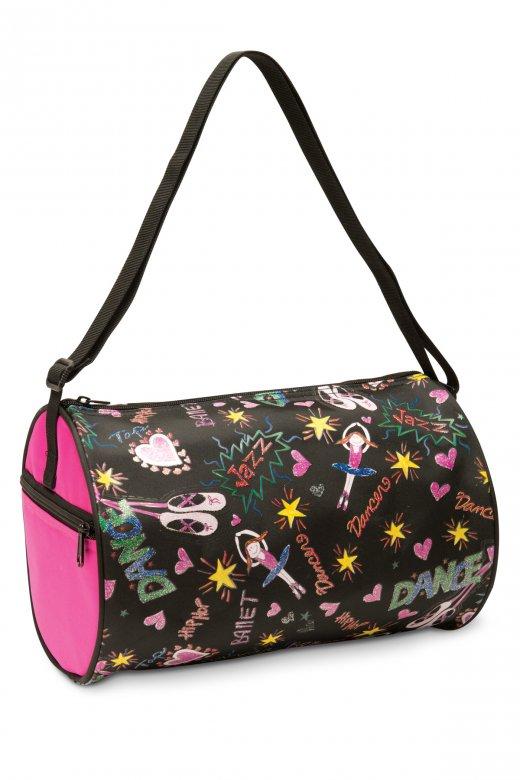 Danshuz Little Dancer's Doodle Duffle Bag