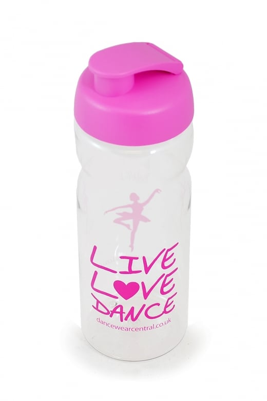 "Dancewear Central ""Live Love Dance"" Trinkflasche"