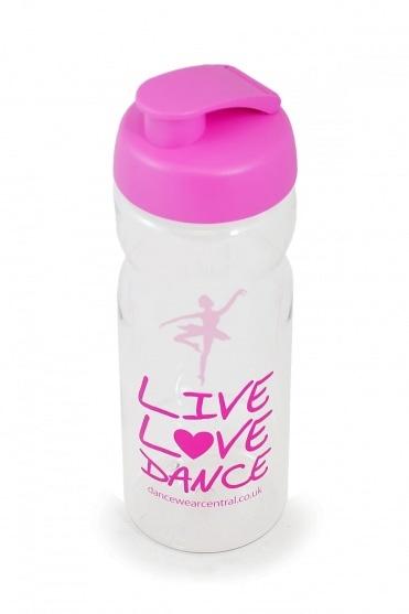 """Live Love Dance"" Trinkflasche"