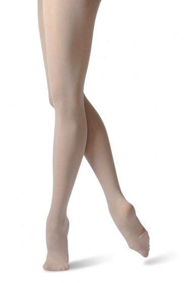 Lycra Strumpfhose mit Fuß