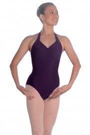 Marina schulterfreies Ballett Trikot aus Lycra