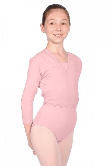 Nikki Ballett Jacke aus Baumwolle