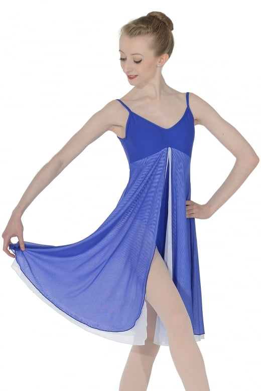 Ballet Rosa Patricia Kleid
