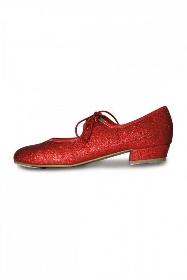 Dorothy Rote Glitzernde Steppschuhe