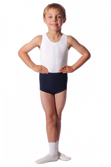 Enganliegende Tanzshorts für Jungen