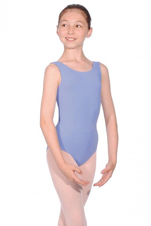 Roch Valley ISTD kurzärmeliges Ballett Trikot aus Baumwolle