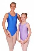 Roch Valley Joanne ärmelloses Ballett Trikot aus Lycra