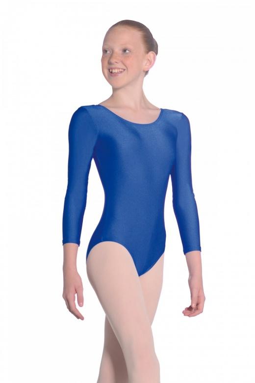 Roch Valley Julie langärmeliges Ballett Trikot aus Lycra