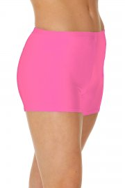 Micro Shorts aus Nylon/Lycra