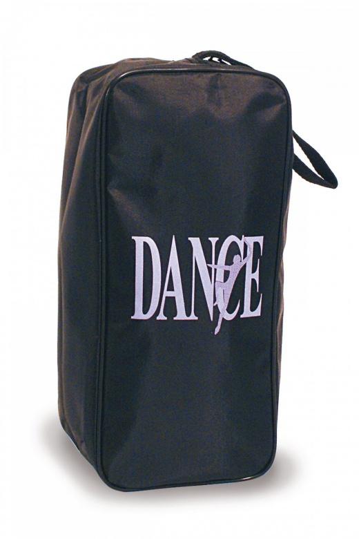 Roch Valley Schuhtasche mit 'Dance' Motiv