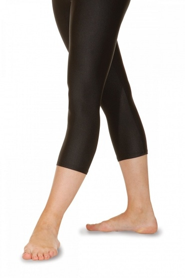 Wadenlang Lycra Leggings