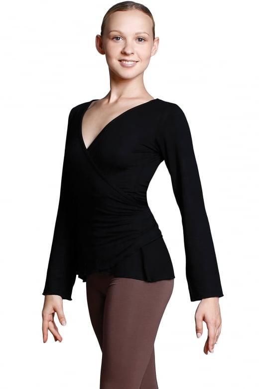 Ballet Rosa Sayaka Pullover zum Wickeln