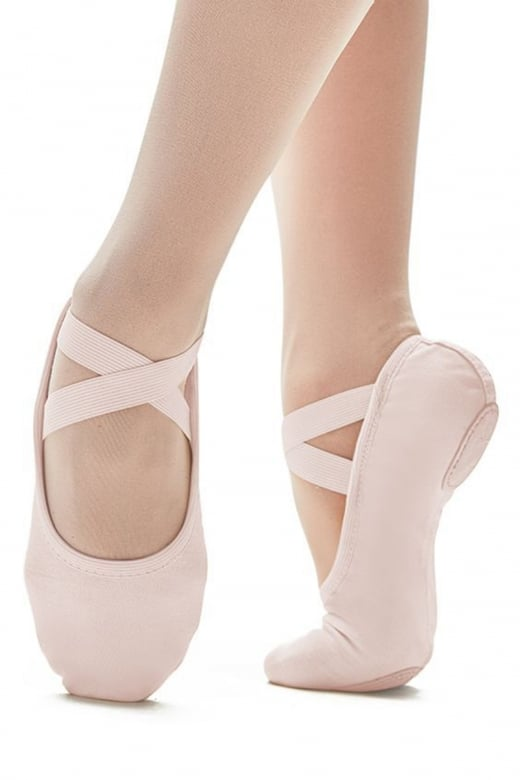 So Danca SD120 Ballettschuhe aus Leinen